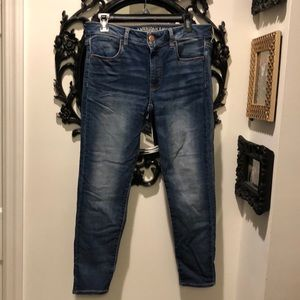 American Eagle Super Stretch Jegging 12s
